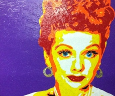 Lucille Ball | Commissioned Series | The Studios at Las Colinas
