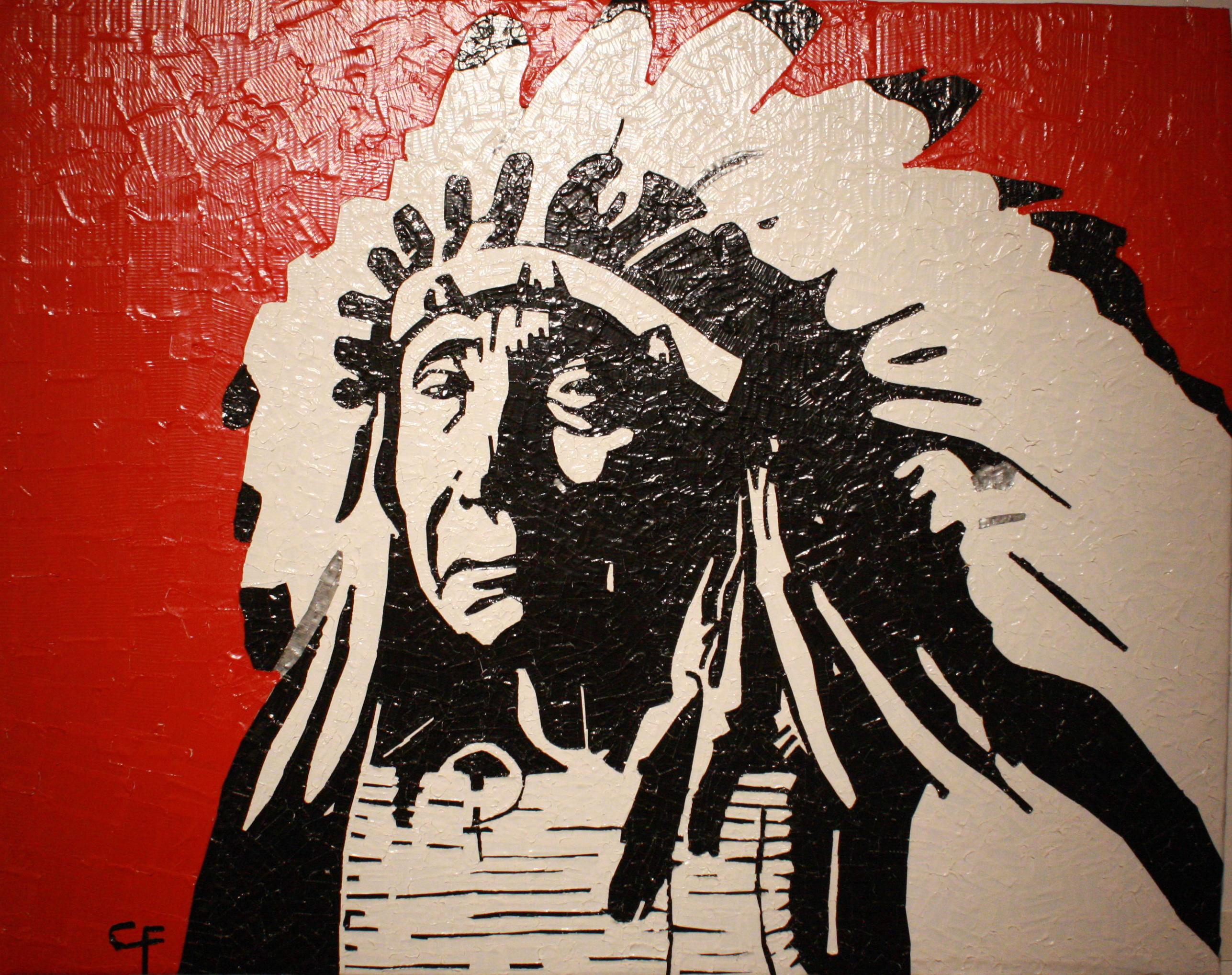 Native American Stencils