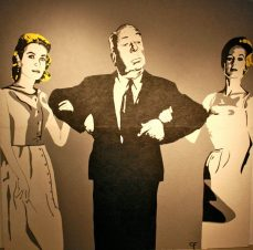 Hitchcock and His Blondes | Sold