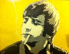 Ringo Smoking | Sold