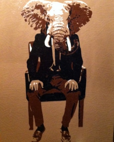 Elephant | Big 5 Series | Sold