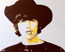 George Harrison Smoking | Sold
