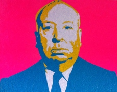 Alfred Hitchcock | Commissioned Series | The Studios at Las Colinas