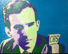 Edward R. Murrow | Commissioned Series | The Studios at Las Colinas
