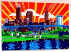 Cleveland | Commissioned Series Panel 2 of 3 | ShurTech Brands