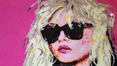 Debbie Harry | Hilton Hotel Commissioned Piece | Cleveland, OH