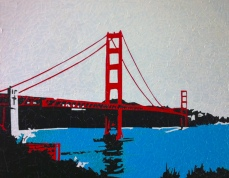 Golden Gate Bridge | Commissioned Piece