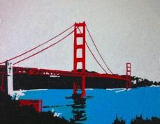 Golden Gate Bridge | Commissioned Piece
